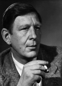 Auden, as photographed in the 1950s