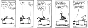 The philosophical side of Krazy Kat exposed