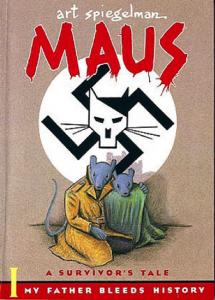 """Cover of Art Spiegelman's """"Maus"""""""