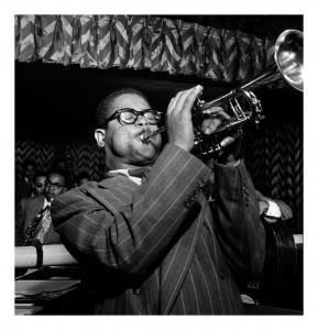 Dizzy Gillespie, ca. 1947